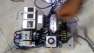 Membuat Panel Otomatis Pompa Air Submersible