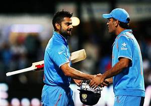 Why England will fear Dhoni and Kohli - Rediff.com Cricket