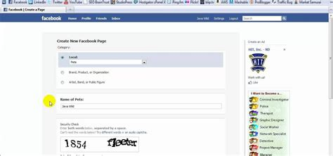 create a fan page on facebook without a profile how to create a facebook fan page for your business