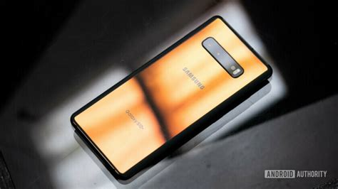 samsung galaxy s10 plus review peak samsung android