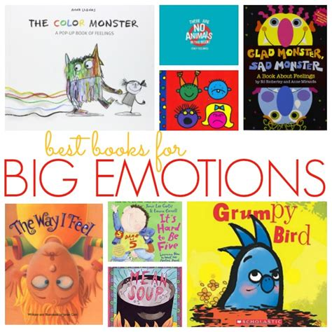 children s books about colors books about emotions for preschool pre k pages