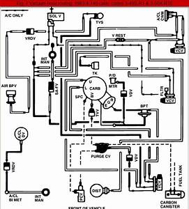 Ford Ranger Engine Vacuum Hose Diagrams  U2013 The Ranger Station