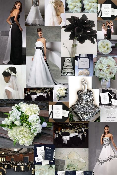 image result for burgundy black white wedding wedding