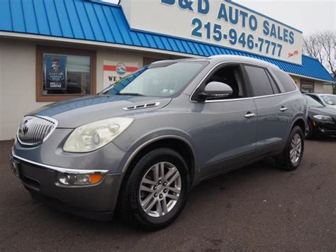 Buick Enclave Recalls by 2008 Buick Enclave Cx 4dr Crossover In Fairless Pa