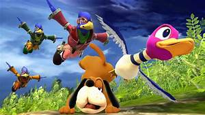 The Duck Hunt Dog Gets A Fitting Smash Bros Intro