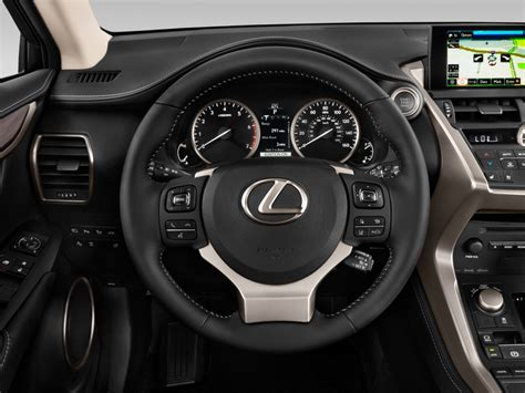 lexus steering wheel image 2015 lexus nx 200t fwd 4 door steering wheel size
