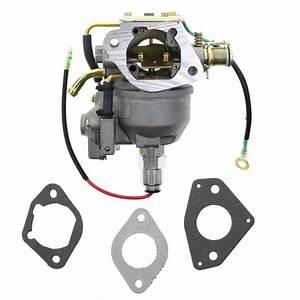 Kohler 25 Hp Carburetor Diagram