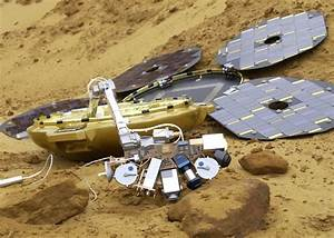 Beagle 2 Mars Probe Re-Discovered Intact 10 years After It ...