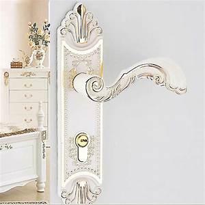Serrure De Porte De Chambre : chambre serrure de porte promotion achetez des chambre ~ Premium-room.com Idées de Décoration