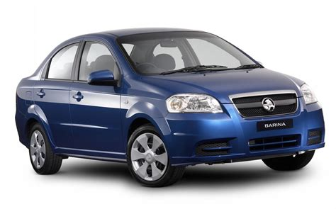 2009 Holden Barina News And Information