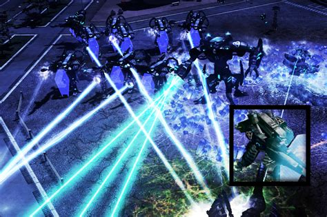 vision  command conquer  kanes wrath mods