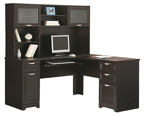 office max desk with hutch officedepot officemax com great deals on realspace