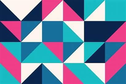 Shapes Geometric Pattern Seamless Pink Patterns Psdgraphics