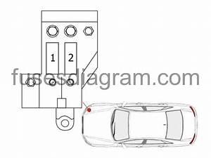 Fuse Box Diagram Audi A8  D4