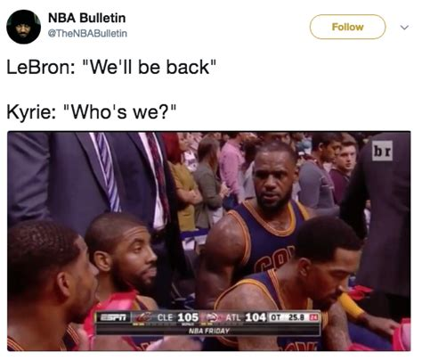 Kyrie Irving Memes - kyrie irving memes top 10 empire