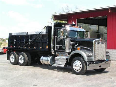 kenworth  dump truck dump trucks dump trucks