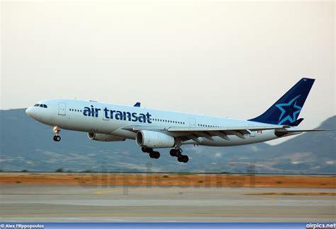 air transat login airpics net c ggts airbus a330 200 air transat large size