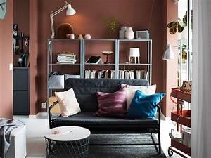 Deco Salon Ikea : von der sitz in die schlafposition in 30 sekunden ikea ~ Teatrodelosmanantiales.com Idées de Décoration