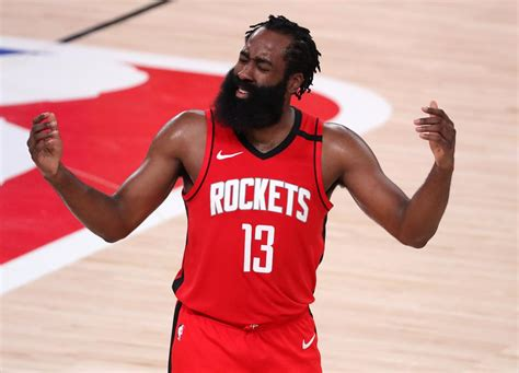 Houston Rockets With James Harden, Russell Westbrook ...
