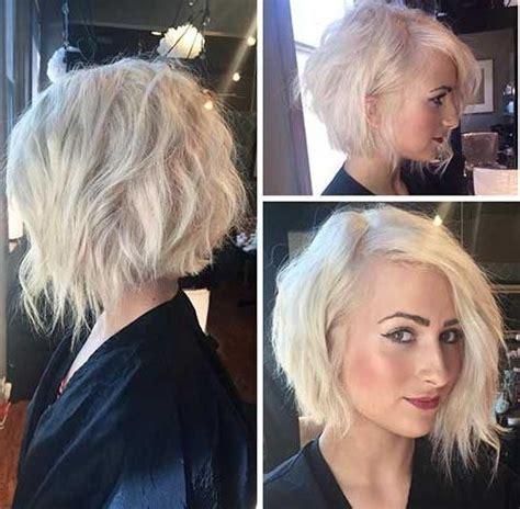 collection  asymmetrical bob haircuts