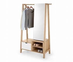 Tchibo Möbel Wohnzimmer : 31 sparen kleiderst nder mit spiegel von tchibo nur ~ Watch28wear.com Haus und Dekorationen