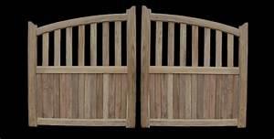 Portail Bois 4m : portail en bois fabricant de portails en bois prix ~ Premium-room.com Idées de Décoration