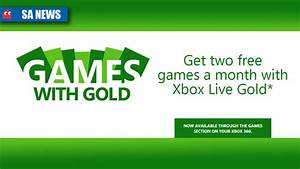 Xbox Games With Gold For October 2014