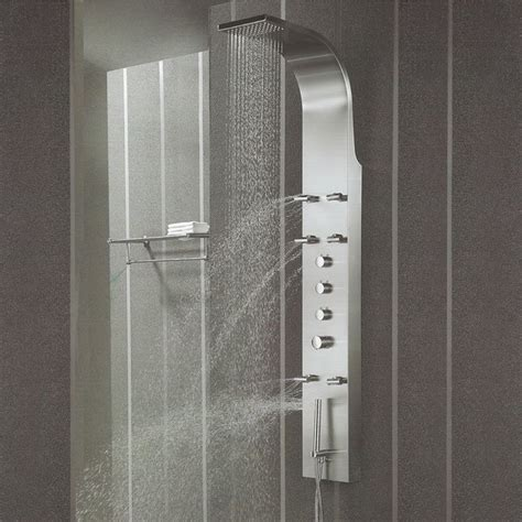 walk in shower designs for small bathrooms a guide to the best shower panels a great shower
