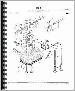 John Deere 750 Tractor Parts Manual