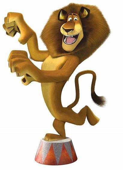 Madagascar Wanted Europe Alex Lion Dreamworks Animation