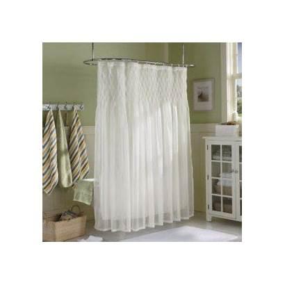 Sheer Shower Curtain Foter