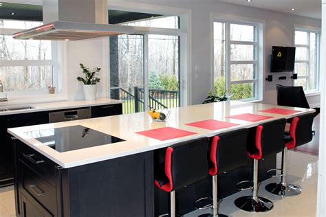 cuisines moderne cuisine moderne bois et laque wraste com