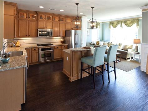 floors light cabinets kitchen hardwood floors ideas for rooms in the house 8556