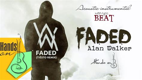 Faded » Alan Walker Acoustic Instrumental Cover By Trịnh