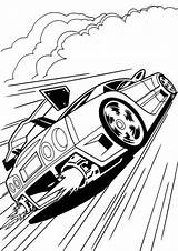Race Coloring Pages Easy Fast Tulamama sketch template