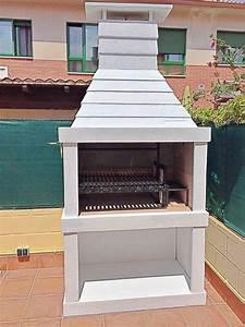 Barbecue En Dur : barbecue couvert en dur elegant with barbecue couvert en ~ Melissatoandfro.com Idées de Décoration