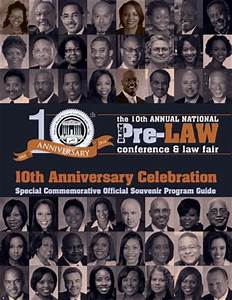 10th Annual National Black Pre-Law Conference & Law Fair ...