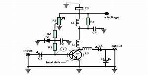 1 watt 10km fm transmitter circuit electricalcorecircuits With 4w fm transmitter