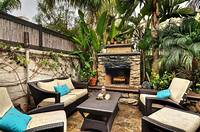 perfect tropical patio decor ideas 50 Beautiful Patio Ideas (Furniture Pictures & Designs ...