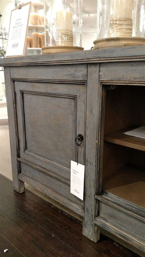 distressed media cabinet 72 best images about pottery barn furniture on 3382