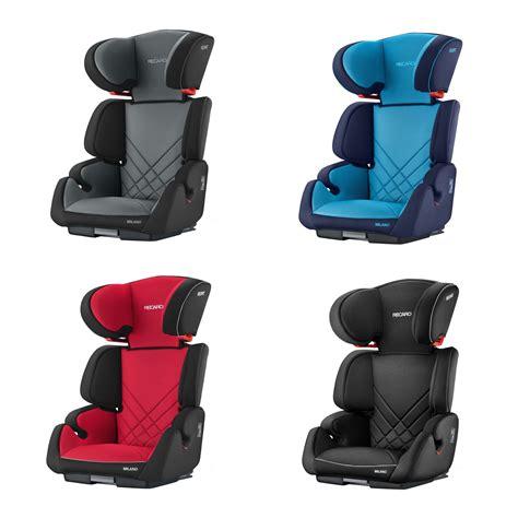 siege recaro isofix recaro seatfix 2 3 isofix child car seat 15 36kg 4 12 years ebay