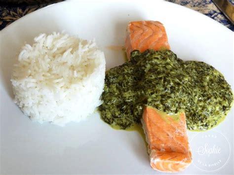 cuisine chti saumon à l 39 oseille la tendresse en cuisine