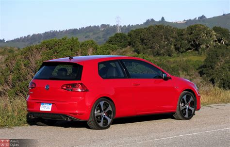 2015 Vw Gti 2door Engine001  The Truth About Cars