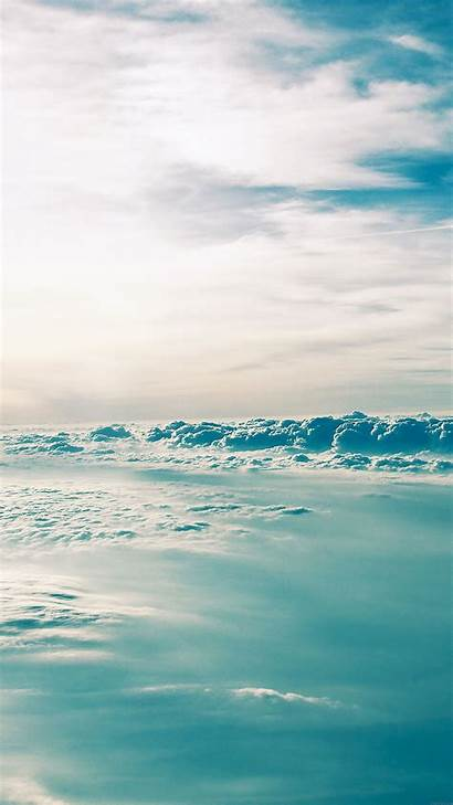 Iphone Clouds Wallpapers Sky Cloud Phone Android