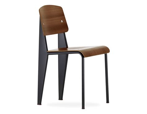 jean prouv chaise prouvé standard chair hivemodern com