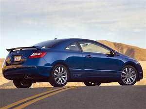 Honda Civic Si : honda civic coupe si 2006 2007 2008 autoevolution ~ Medecine-chirurgie-esthetiques.com Avis de Voitures