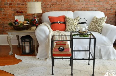 Pottery Barn Nesting Tables by Pottery Barn Pinterior Decorating Challenge
