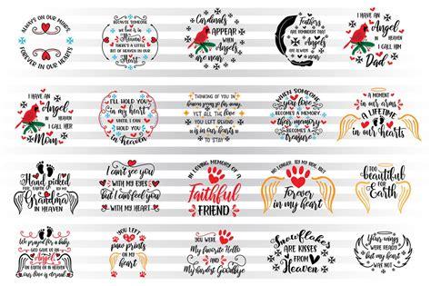 Christmas In Heaven Ornament Svg  – 335+ Popular SVG File
