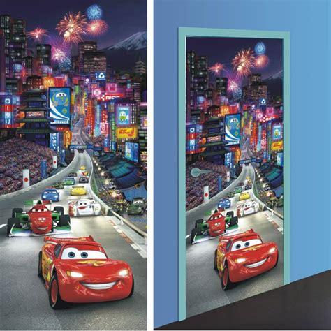 disney cars 2 d 233 coration murale poster de porte