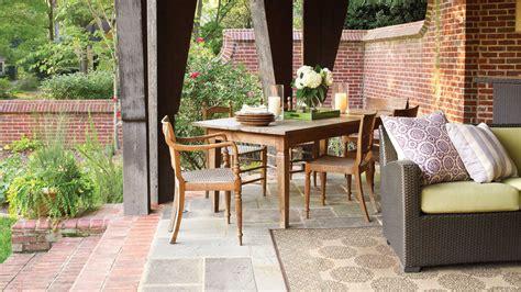 outdoor furniture backyard decorating ideas
